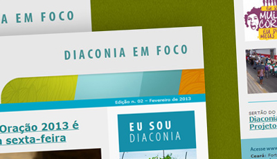Diaconia E-mail marketing Diaconia