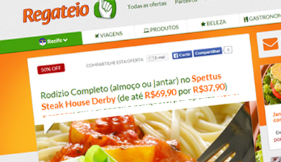 Regateio Site Regateio