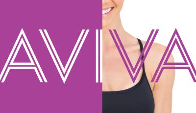 Identidade Visual Aviva - Aviva Academia