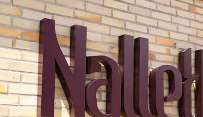 Identidade Visual Nalleth Restaurante Nalleth