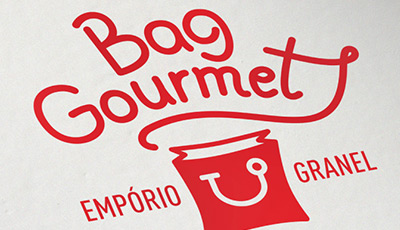Identidade Visual Bag Gourmet Bag Gourmet