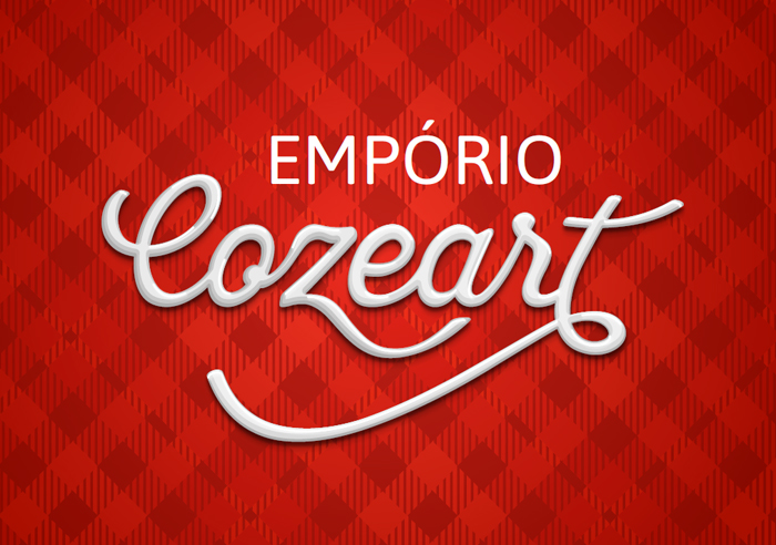 Nova identidade visual do Empório Cozeart