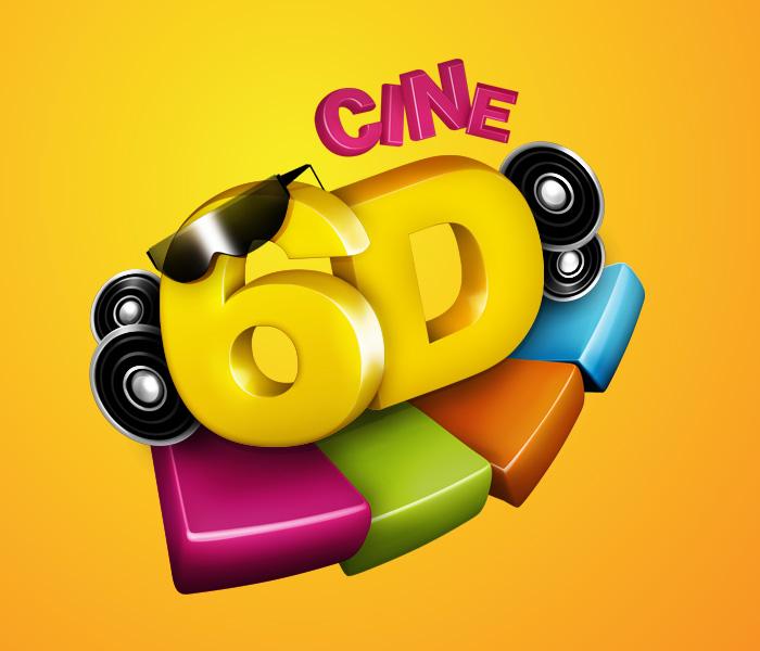 Marca Cine 6D Amarelinha