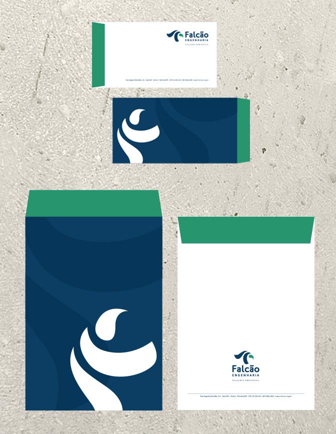 Papelaria: envelopes